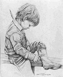 Pencil Sketches Manufacturer from Nagpur