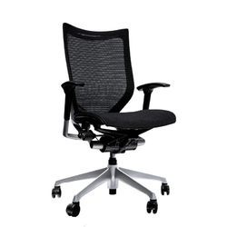 Staff Work Station Net Back Chair