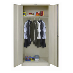 Steel Wardrobe Cabinets - Manufacturers & Suppliers of Metal ...