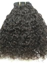 Virgin Natural Curly Hair Weave