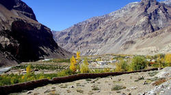Approach & Seasons of the Spiti Valley