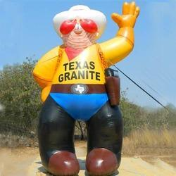 Inflatable Characters Cowboy