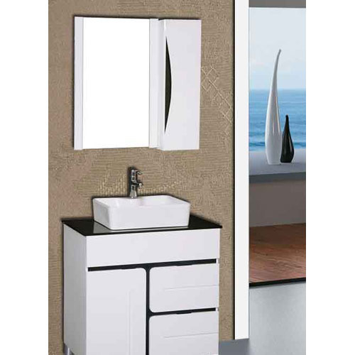 X PVC Floor Mounted Vanities Cabinets At Rs Unit - Bathroom vanities floor mounted