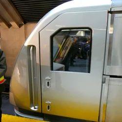 Railway Guards Compartment Designing