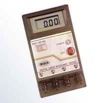 Waco Digital Earth Tester (4 Wires) with Spikes Kit
