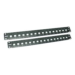 16 Port Blank Patch Panel