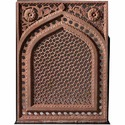 Red Stone Gate Jali