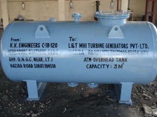Fabricated Tanks - Vacuum Tanks Manufacturer from Surat