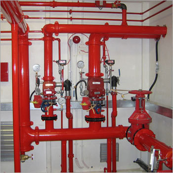Fire Security And Automation Systems Fire Hydrant System