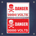 Customize Electrical Label