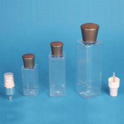 PET Square CZS Bottle