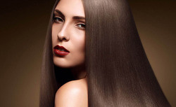 Hair Straightening and Smoothening