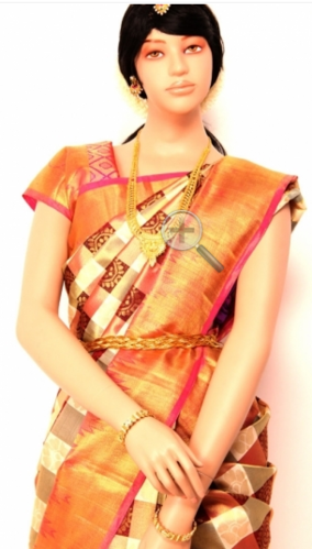 e004009e216750 Silk Saree and Synthetic Fancy Sarees Trader | Shree Devi Textiles ...