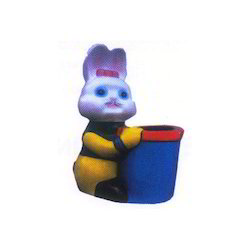 Mini Rabbit Dustbin