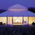 豪华的帐篷