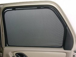 Car Side Window Curtains Sunshades at Rs 2500  piece  6c626f58670