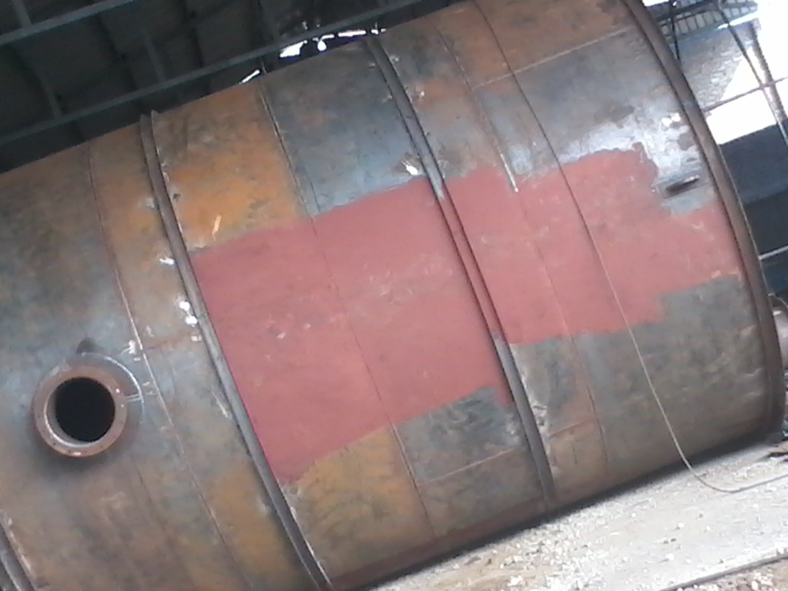 Lead Lining Tanks