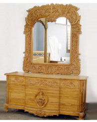 Amazing Wooden Dressing Tables   Wooden Dressing Table Manufacturer From Fatehabad