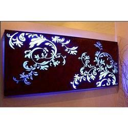 Laser Cutting Decorative Frame Service