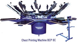 Chest Printing Machine BCP