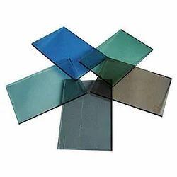 Plain Transparent Tinted Glass