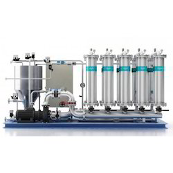 Tertiary Filtration System