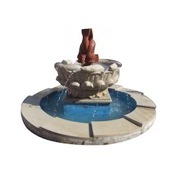 Natural Sandstone Fountain