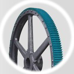 Plastic Segmented Spur Gear