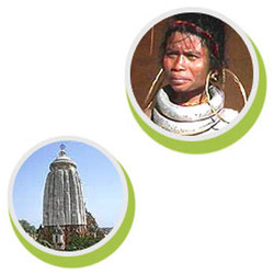 Temples and Tribes Tour