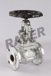 Flanged End Globe Valve