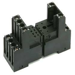 Electrical Relay Socket