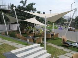 Cafeteria Tensile Structure