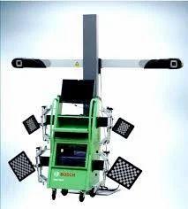 Bosch 3D Alignment Machine