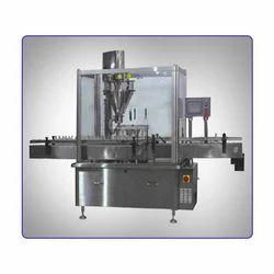 Rotary Powder Filling Machine
