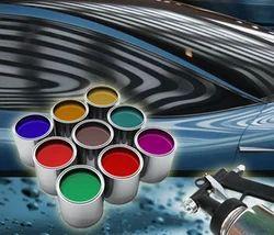 Metallic Automotive Paint