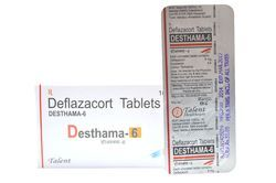 Deflazacort Tablet, 6 Mg, for Clinical