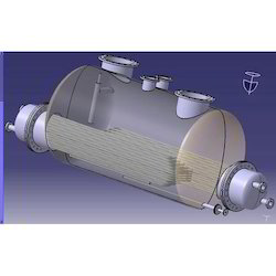 Vacuum Heat Exchanger