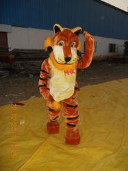 Tiger Fur Costume