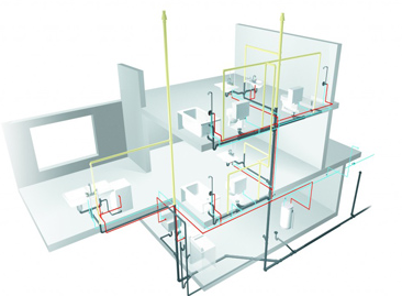 Electrical And Plumbing Layout Electrical Layout Plan Dix