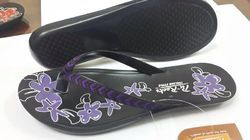 Arabic Women PU Slipper