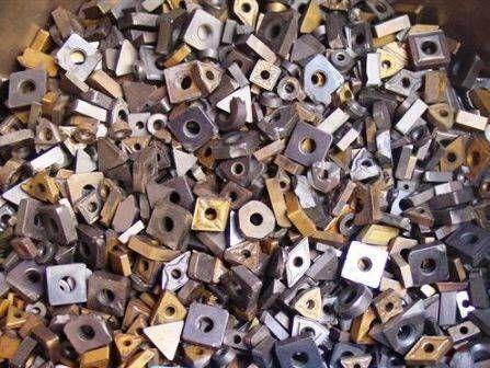 Tungsten Carbide Scrap | V  J  Metal & Alloys | Wholesaler