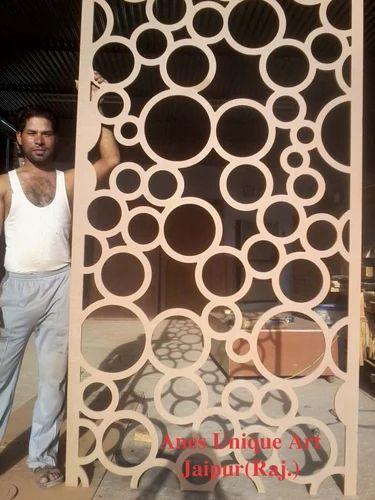 Big Round Mdf Jali Designer Mdf Jalis Ajmer Road