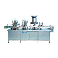 Automatic Eight Head Vial Filling Machine