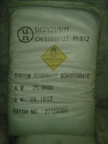 Sodium Perborate Monohydrate