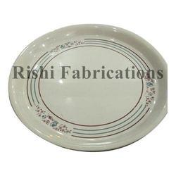 Acrylic Printed Plate Crockery