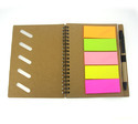 Eco Notebook with Sticky