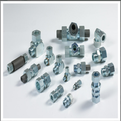 Hydraulic Fittings with Weldable Nipples