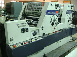 Adast Dominant 725 P Two Color Offset Press