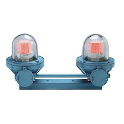 Flameproof Twin Aviation Obstruction Light