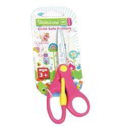 School Scissors with Spring Action